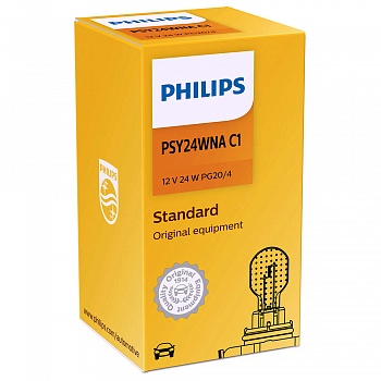 Philips PSY24W Standard Vision - 12188NAC1