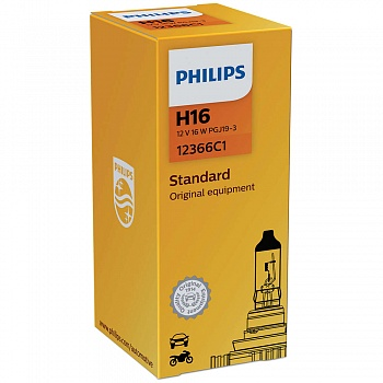 Philips H16 Standard Vision - 12366C1