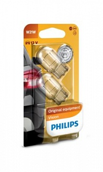 Philips W21W Standard Vision - 12065B2